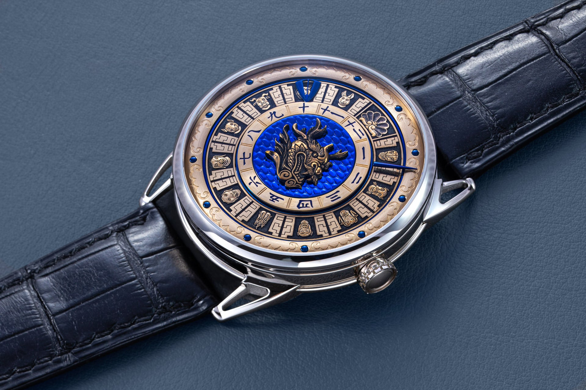 De Bethune DB25 Imperial Fountain