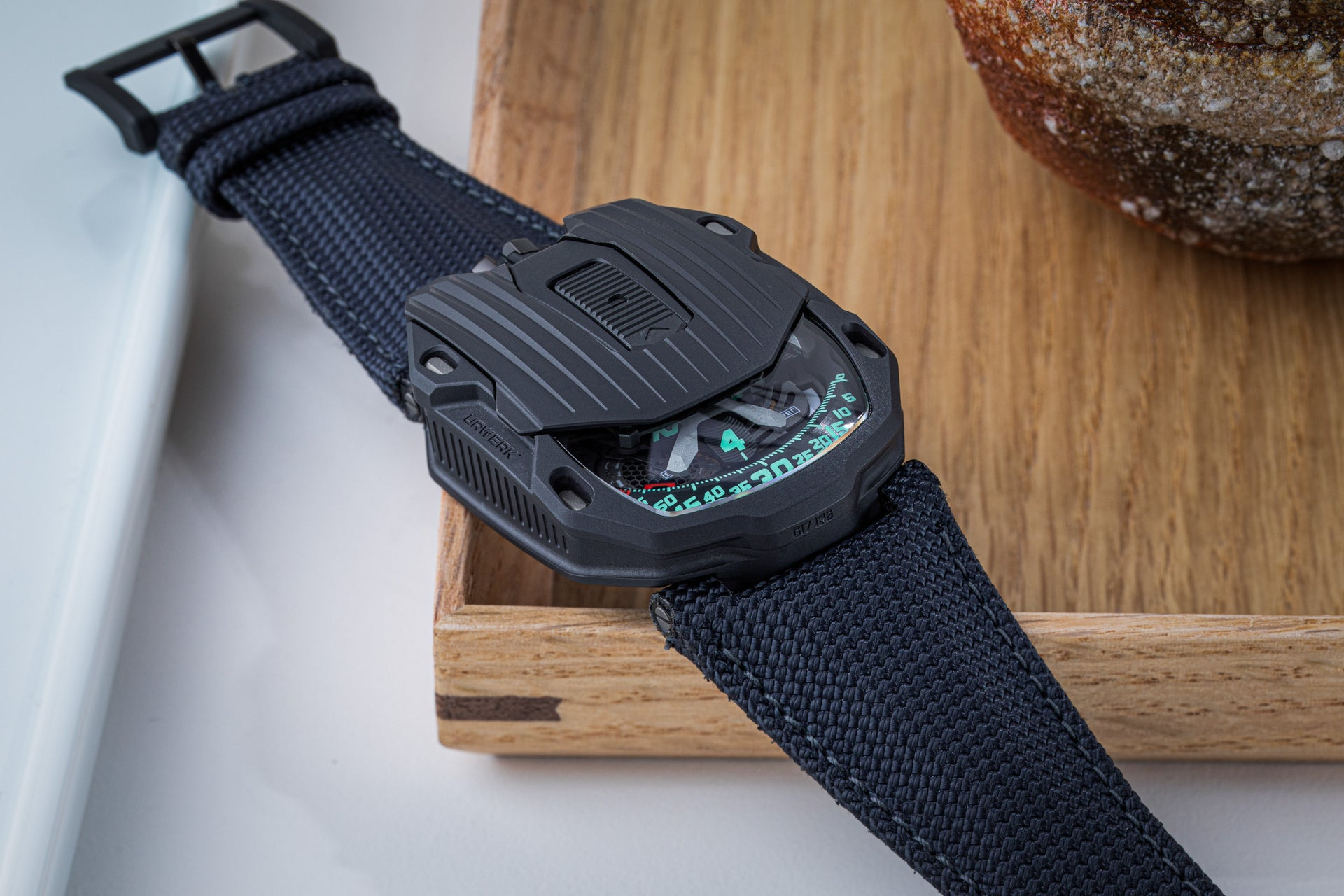 Urwerk UR-105CT Kryptonite