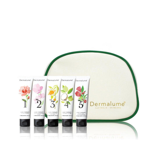 mini hand cream set