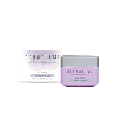 Aqua Surge Hydrating Overnight Face  Mask - Dermalume