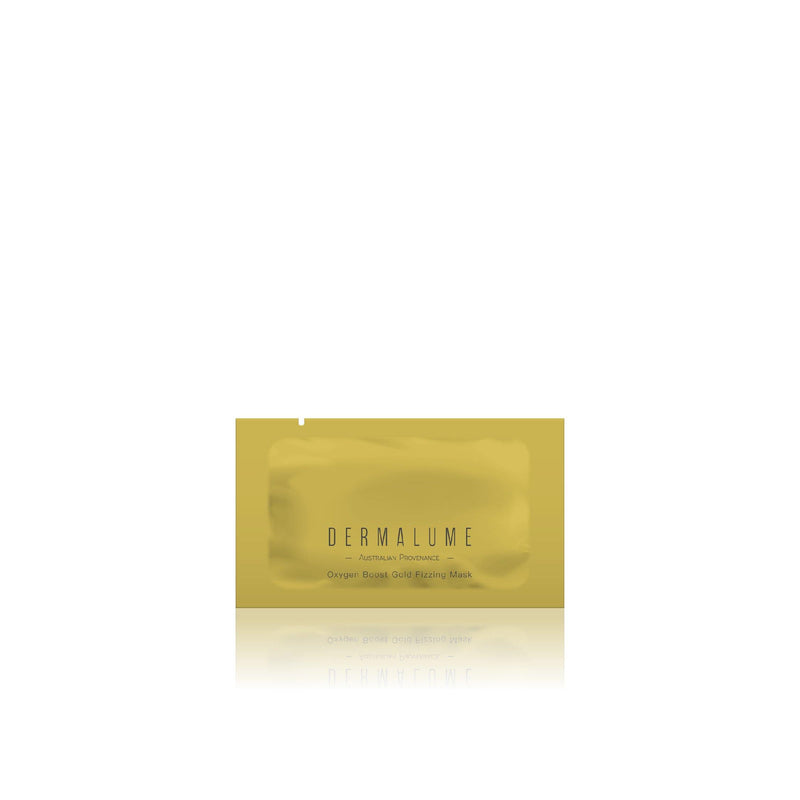Oxygen Boost Gold Fizzing Mask (sample)