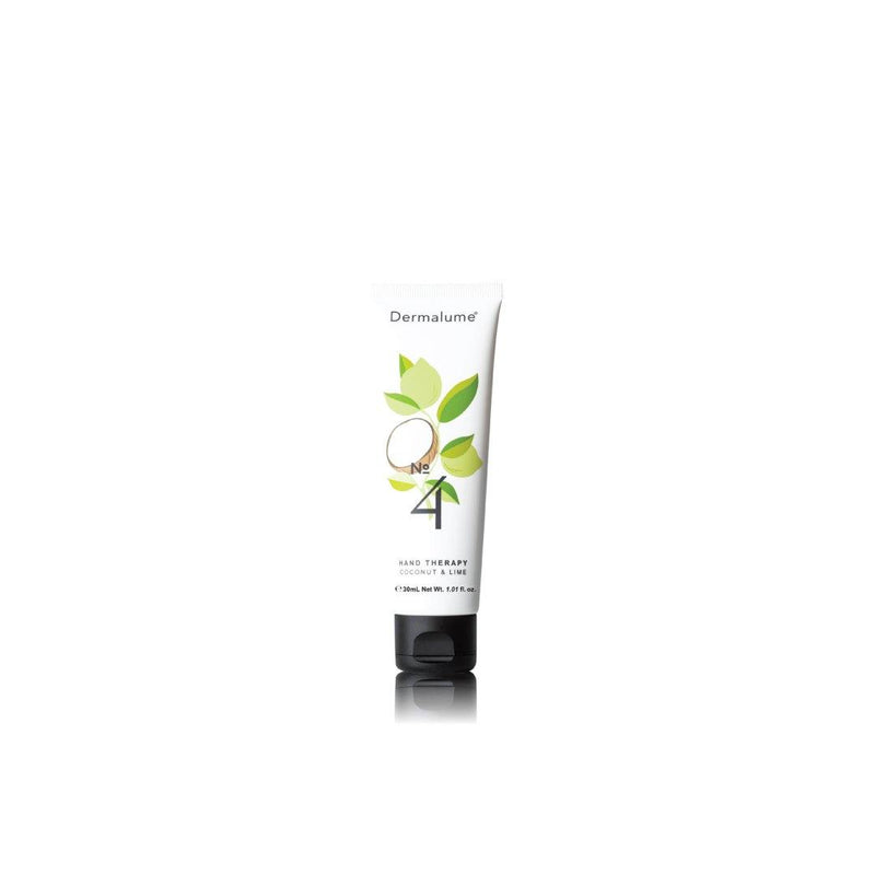 No.4 Coconut & Lime Hand Cream 30ml