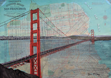 Load image into Gallery viewer, Golden Gate Bridge, San Francisco