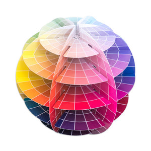Color Globe - VISIONARY PRESS