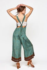 Friendly Overall -  Upcycled Sari