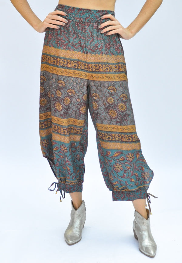 Hilltribe Pant -UPCYCLED (assorted prints)