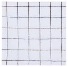Load image into Gallery viewer, NAPKIN 4 VINTAGE WASH BLACK