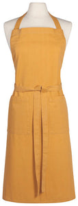 Apron Stonewash Heirloom Ochre