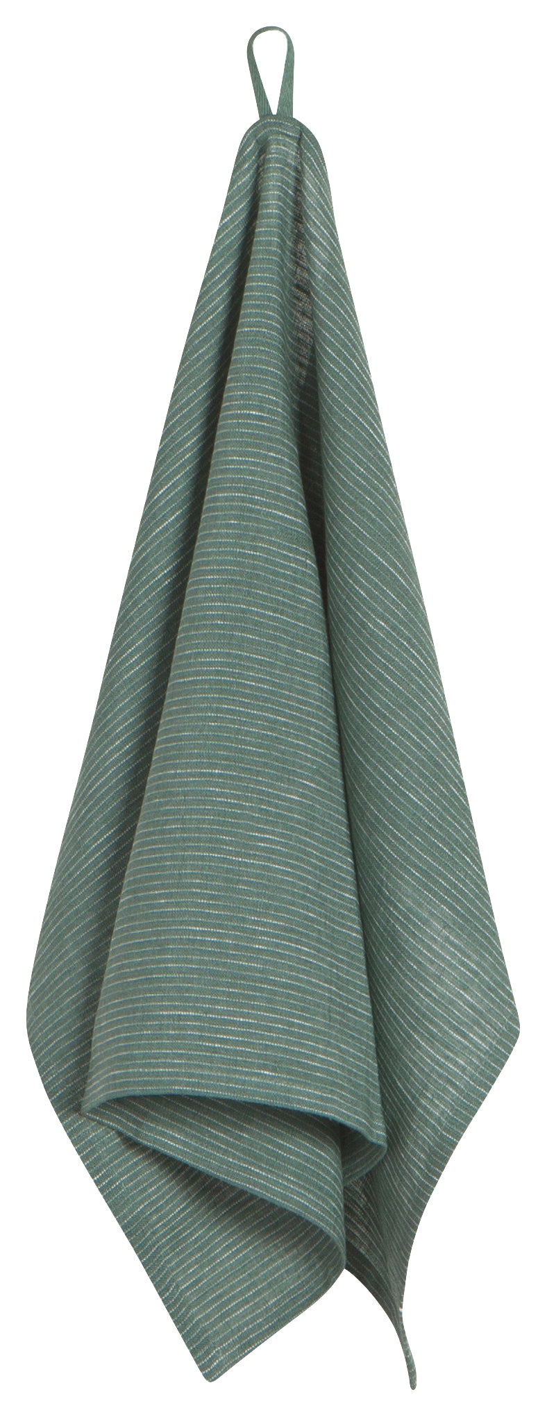 Tea Towel Linen Heirloom Jade