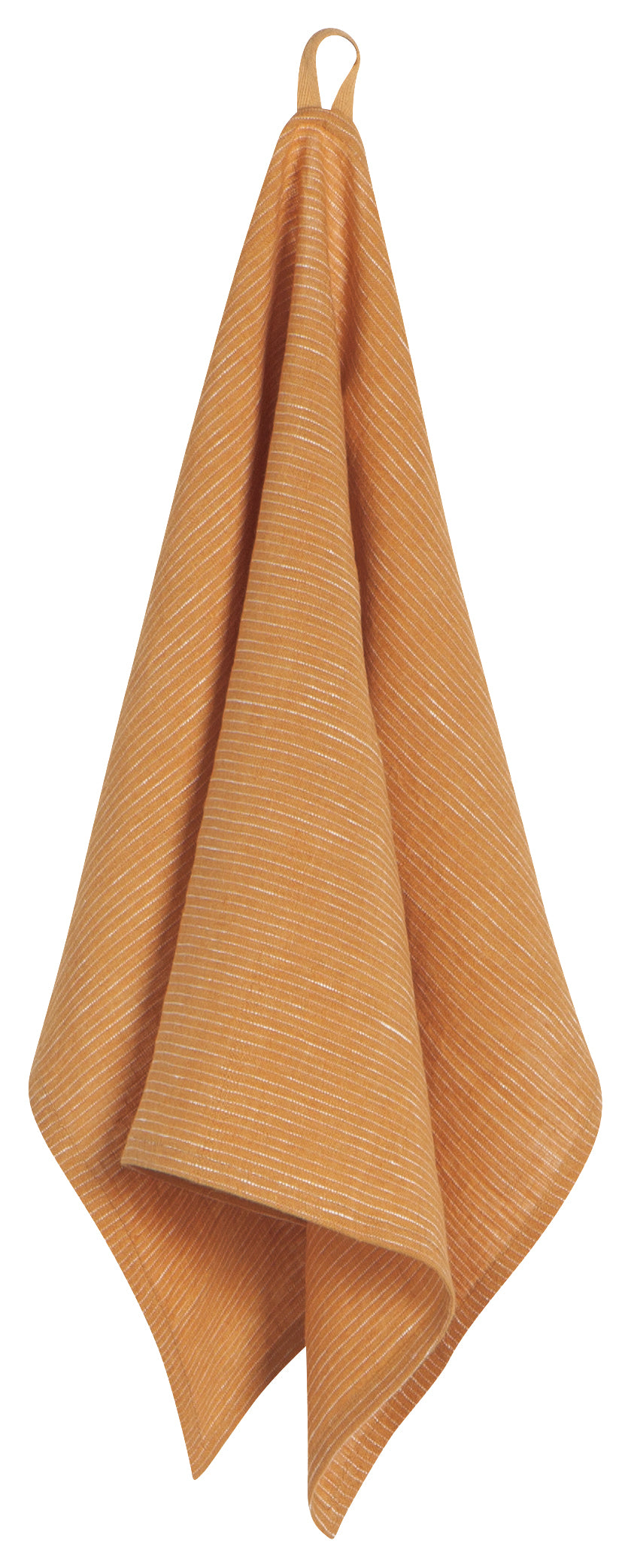 Tea Towel Linen Heirloom Ochre