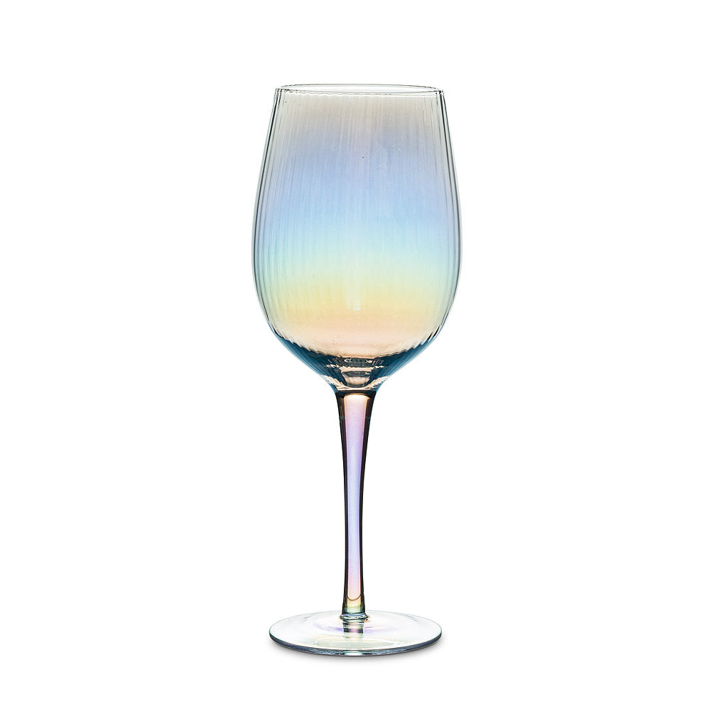Lustre Optic Small Goblet 9