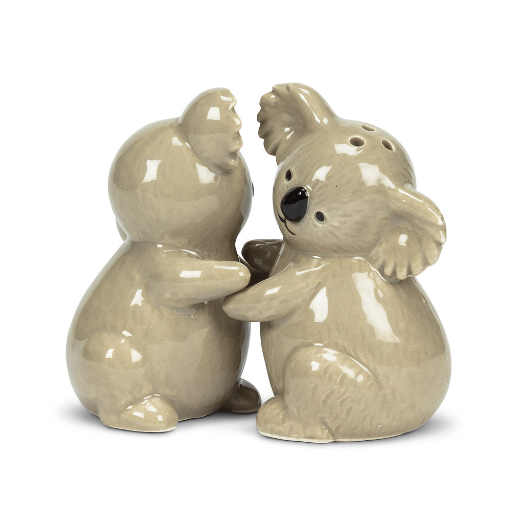 Hugging Koala Salt & Pepper Shakers