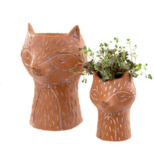 Load image into Gallery viewer, Fox Trot Planter Small