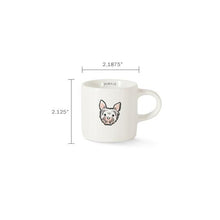 Load image into Gallery viewer, Bff Yorkie Espresso Mug