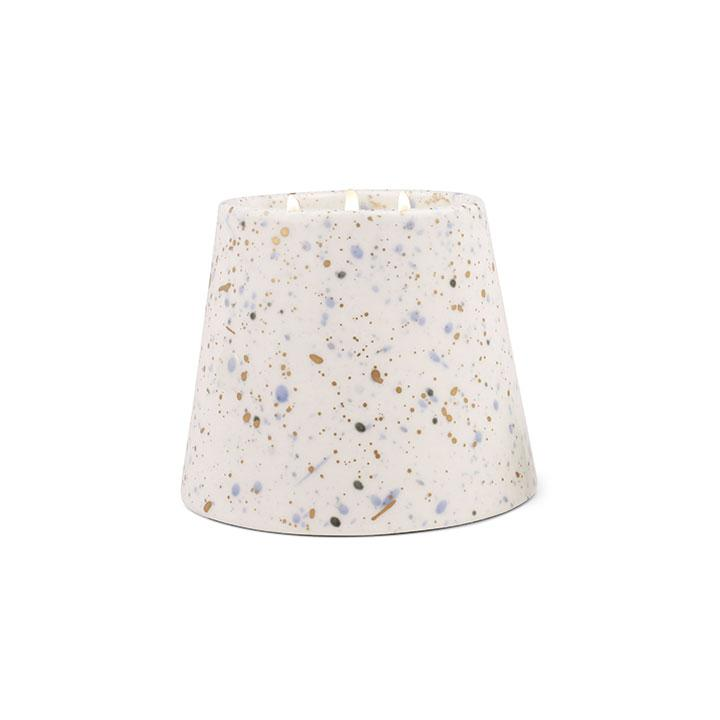 Confetti 14oz White Saltwater & Lily Soy Candle
