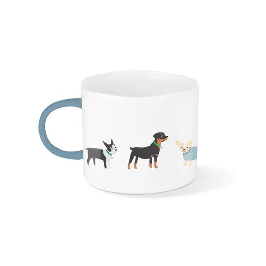 Happy Breeds Cute Mug