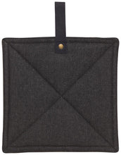 Load image into Gallery viewer, Pot Holder Sawyer Black Denim