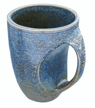 Load image into Gallery viewer, Mug Curve Handle Reactive Glaze 12oz. (Each sold Separately)