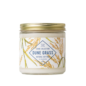 Shine Collection 13Oz Dune Grass Soy Candle