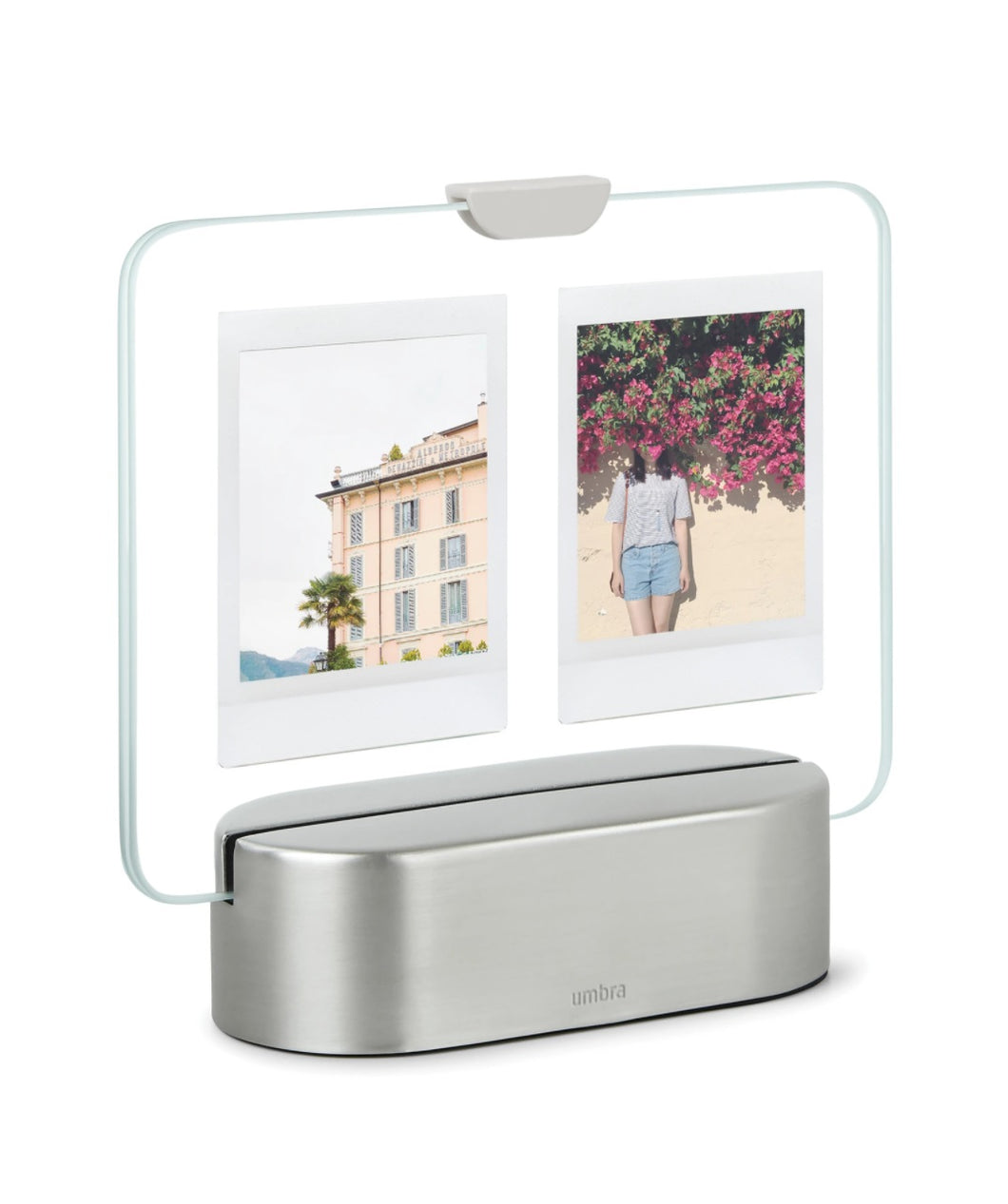 Glo Nickel Instant Picture Frame - 2