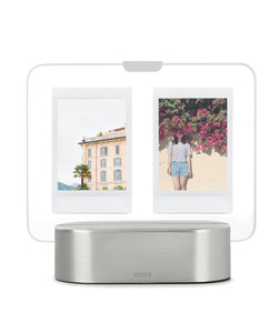 "Glo Nickel Instant Picture Frame - 2"" x 3"""