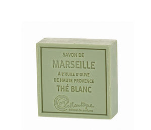 Savon Marseille White Tea