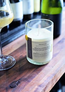 Proseccco Blanc Candle