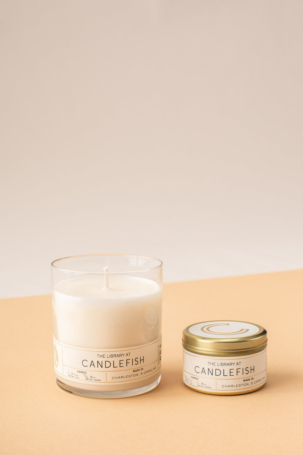 Candlefish No 67 9oz Jar