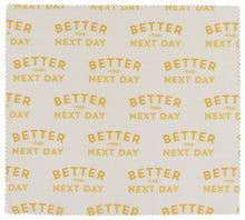 Load image into Gallery viewer, Beeswax Wrap Better Next Day Set Of 3