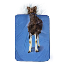 Load image into Gallery viewer, Pet Blanket Goat