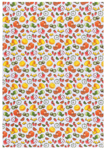 Berries & Fruit Dish Towel