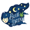 Blue Dream Cannabis Strain - Blue Dream Shirt, Blue Dream Pin, Blue Dream Clothes, Blue Dream Stickers, Blue Dream Merch