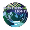 Northern Lights Cannabis Strain - Northern Lights Shirt, Northern Lights Pin, Northern Lights Clothes, Northern Lights Stickers, Northern Lights Merchandise