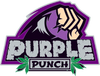 Purple Punch Cannabis Strain - Purple Punch Shirt, Purple Punch Pin, Purple Punch Clothes, Purple Punch Stickers, Purple Punch Merch