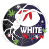 White Widow Cannabis Strain - White Widow Shirt, White Widow Pin, White Widow Clothes, White Widow Stickers, White Widow Merch