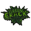 Green Crack Enamel Pin - Green Crack Weed Strain Merchandise
