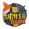 Gorilla Glue Cannabis Pin