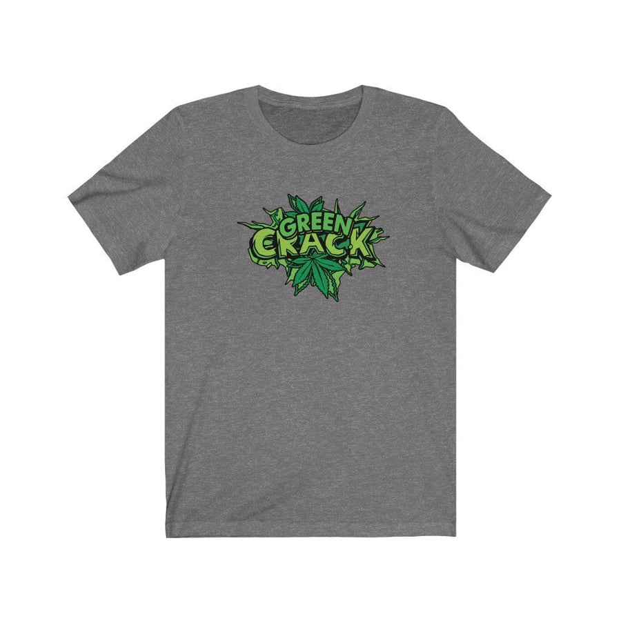 Green Crack Cannabis Strain Shirt - Studio Greenleaf Premier Cannabis Merchandise | Weed Peripheral | Weed Clothing | Weed Pins