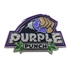 Purple Punch Cannabis Pin