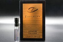 Load image into Gallery viewer, Zaharoff Signature Pour Homme Sample