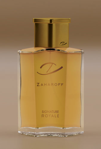 Zaharoff Signature ROYALE EDP Limited Edition*
