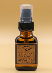 Zaharoff Signature Grooming Oil, 1.0 oz