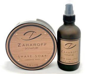 Zaharoff Signature DUO, NOIR and ROYALE EDP - 2 Pack