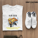 Demon slayer Zenitsu tshirt