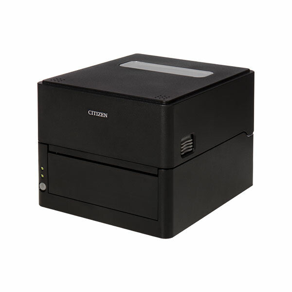CITIZEN CL-E303, BARCODE LABEL DT, 300 DPI, USB, LAN & SERIAL, BK