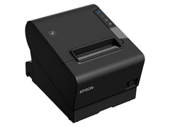 Epson, Tm-T88Vi, Thermal Receipt Printer With Autocutter, Epson Black, S01, Ethernet, Usb & Serial