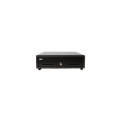 Star Micronics, Smd2-1317Bk44, Max Cash Drawer, Black, 13Wx17D, Printer Driven, 4Bill-4Coin, Cd1 Cable Included