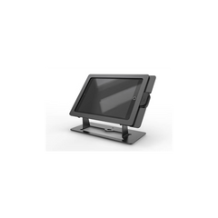 Heckler Windfall Stand, Check Out Stand Tall, Black Grey for IPAD Air 1,2, IPAD Pro 10.2