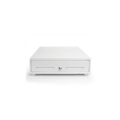 APG, Vassario, Cash Drawer, White, 13x13 CD-101A Cable Included