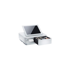 Star Micronics, Multi-Function, Pop10 Wht Usmpop, White, Integrated Printer & Cash Drawer